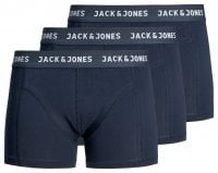 3-pack boxer shorts Jack & Jones Blue Night