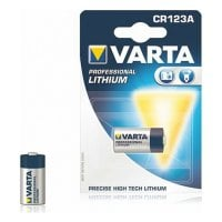 Batteries Varta 12620510 3 V CR123A