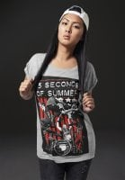 Five Seconds of Summer T-shirt ladies 1