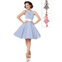 50's dress with belt