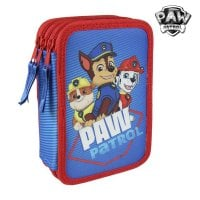 Triple Pencil Case The Paw Patrol chase