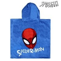 Poncho-Towel with Hood Spiderman 2