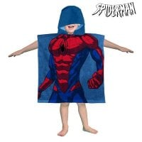 Poncho-Towel with Hood Spiderman 3