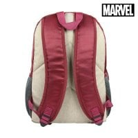 School Bag Iron man The Avengers Maroon 5