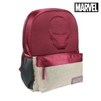 School Bag Iron man The Avengers Maroon 1