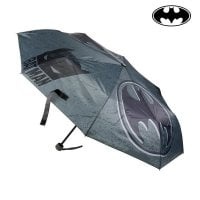 Foldable Umbrella Batman Grey (ø 53 cm)