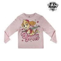 Children's Long Sleeve T-Shirt The Paw Patrol 72360 Pink