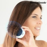 Ionic massage brush eyes