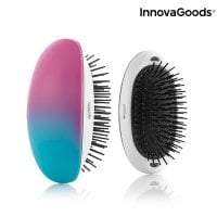 Ionic massage brush pink