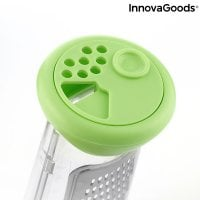 3-in-1 Grater with Container and Dispenser Cheezy InnovaGoods