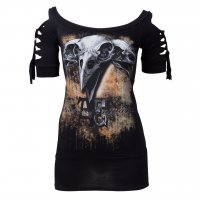 A murdered of crows top