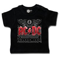AC/DC baby T-shirt - Black Ice