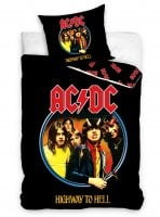 AC/DC Highway To Hell duvet cover set