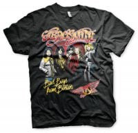 Aerosmith Band t-shirt 1
