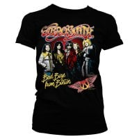 Aerosmith Band girly t-shirt 1