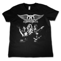 Aerosmith barn t-shirt