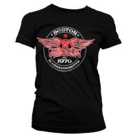 Aerosmith - Est. 1970, Boston girly t-shirt 1