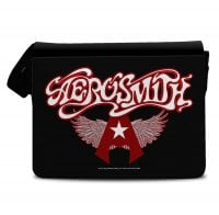 Aerosmith Flying A Logo messenger bag