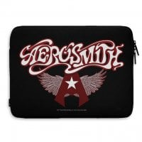 Aerosmith Flying A Logo laptop bag