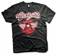 Aerosmith Flying A Logo T-Shirt