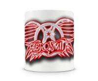 Aerosmith Metallic Logo coffee mug 1