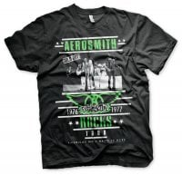 Aerosmith ROCKS Tour t-shirt 1