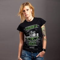 Aerosmith ROCKS Tour girly t-shirt 2
