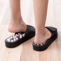 Acupuncture Massage Slippers