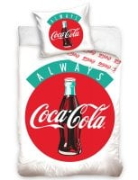 Always Coca-Cola duvet cover set
