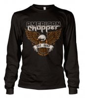 American Chopper - Orange County longsleeve 1