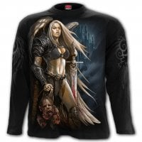 Angel Warrior Longsleeve 1