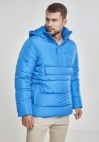 Pull Over Puffer Jacket blue