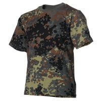 Army T-Shirt Camo Barn 4
