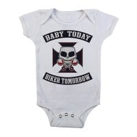 Baby Today - Biker Tomorrow Body
