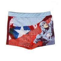 Boys Swim Shorts The Avengers