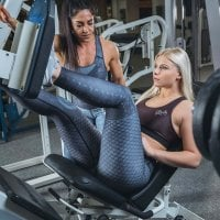 Bandida compression training tights 3
