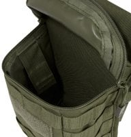 Leg bag with MOLLE system 10