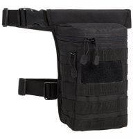 Leg bag with MOLLE system 1