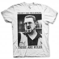 Big Lebowski - There Are Rules T-Shirt
