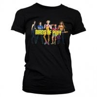 Birds Of Prey girly T-shirt 1