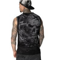 Black badge basketball tank 1