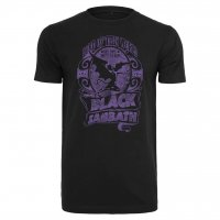 Black Sabbath LOTW purple Tee