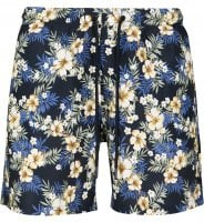 Floral swim shorts men 1