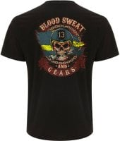 Blood Sweat And Beers T-shirt