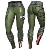 Bomber Compression Leggings
