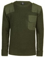 BW Pullover olive