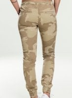 Ladies Camo Jogging Pants 2