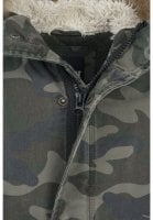 Camo parka washed look 3