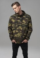 Camo Pull Over Windbreaker 10