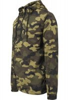 Camo Pull Over Windbreaker 14